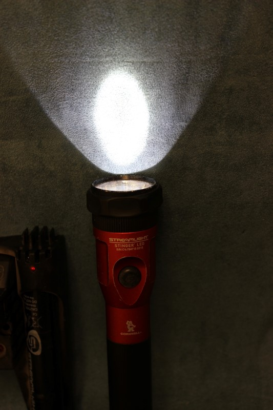 Streamlight Stinger LED Flashlight by Cornwell