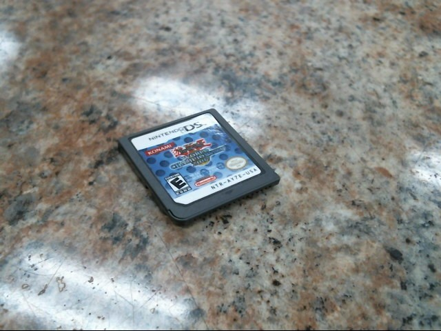 NINTENDO Nintendo DS Game YU-GI-OH WORLD CHAMPIONSHIP 2007