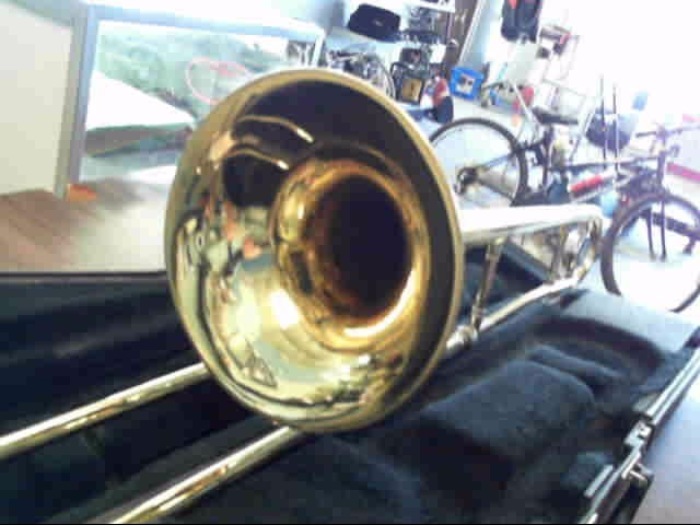 KING INSTRUMENTS Trombone TROMBONE 606