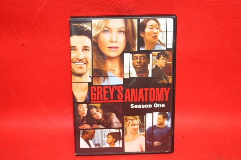 Grey's Anatomy - Season 1 (DVD, 2006, 2-Disc Set)