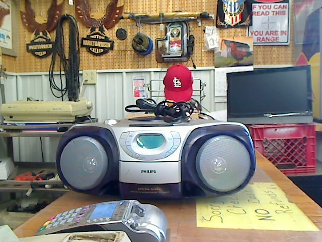 PHILIPS Boom Box AZ2010/07
