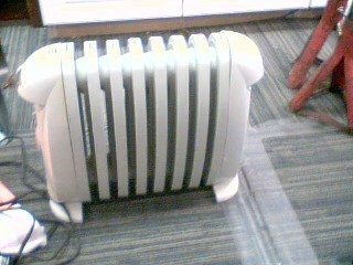 KENWOOD Heater HEATER