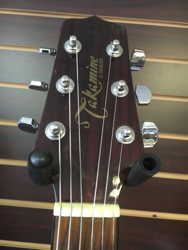 TAKAMINE Electric-Acoustic Guitar EG540C