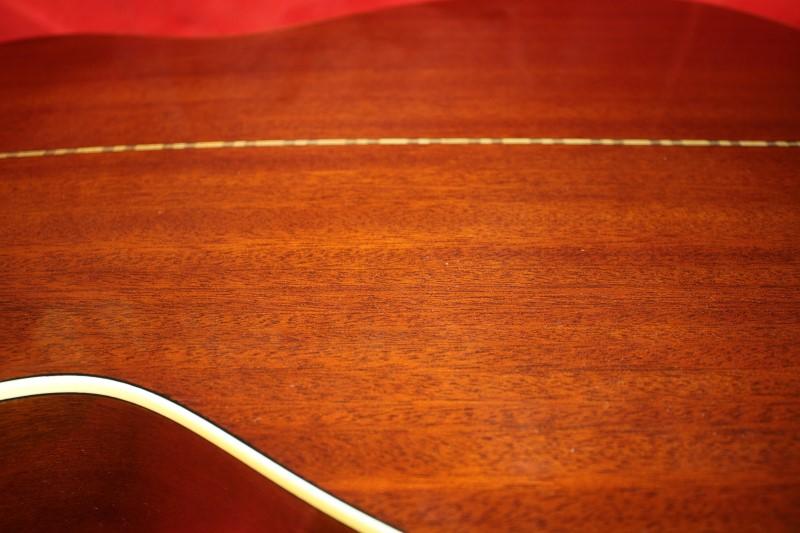 1980 VINTAGE Yamaha FG-331 OM sized Acoustic Guitar w/Case