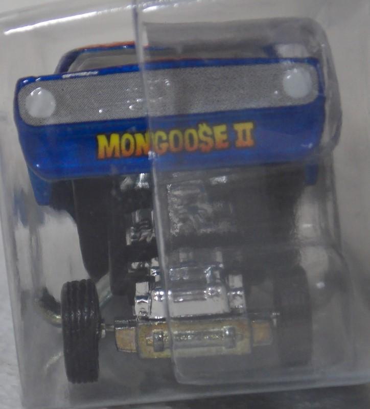 DRAGSTRIP DEMONS: TOM MCEWEN'S MONGOO$E II PLYMOUTH DUSTER, #28 OF 30