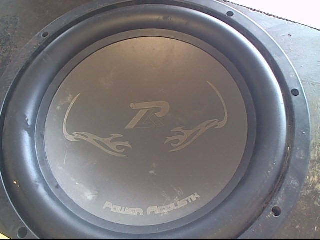 POWER ACOUSTIK Car Audio PW2-12M