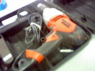BLACK&DECKER Corded Drill DR601