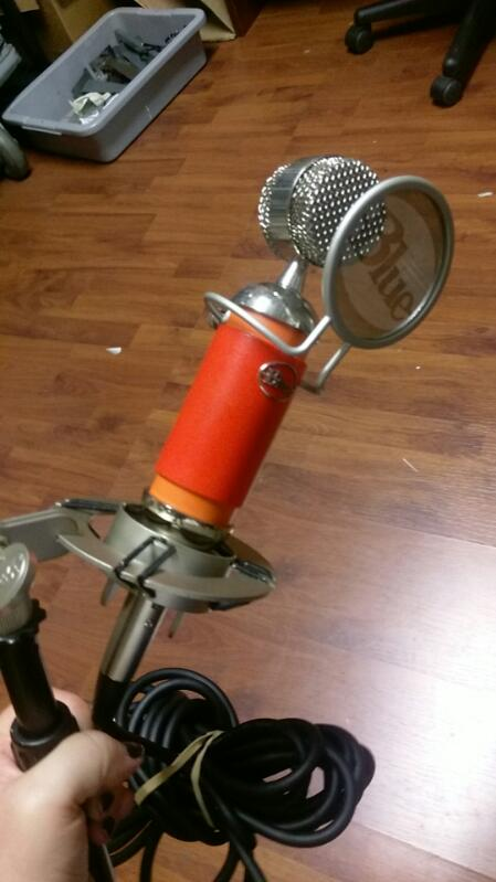 Blue Microphones Spark Condenser Microphone, Cardioid