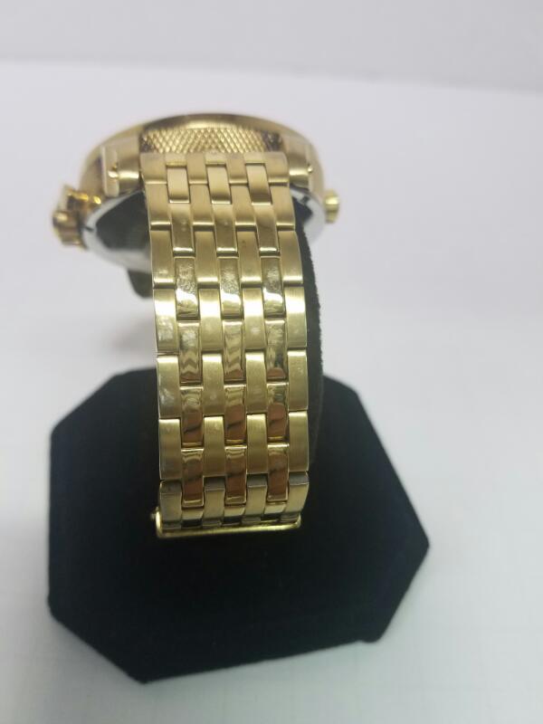 DIESEL DZ7287 WATCH    GOLD