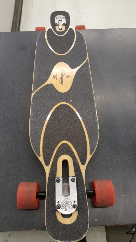 LOADED Skateboard DERVISH
