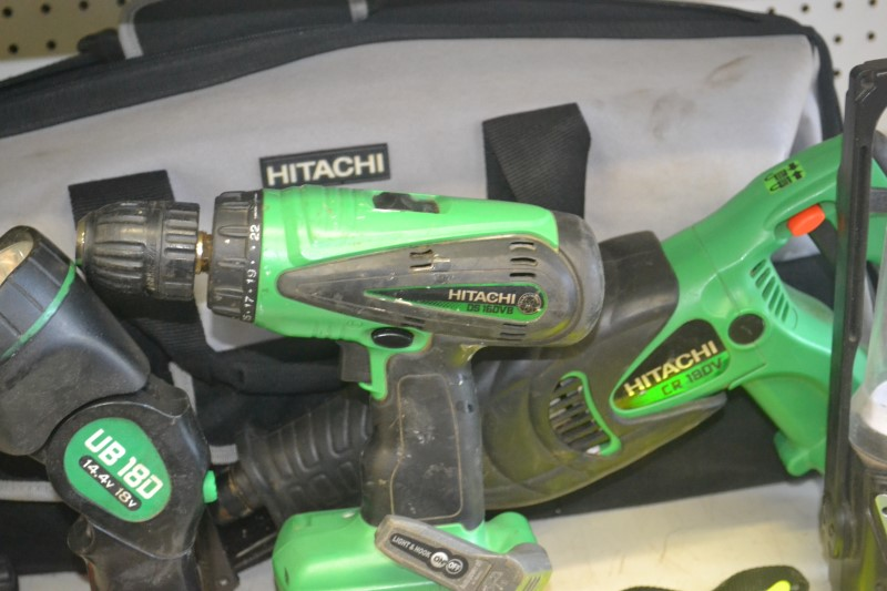 HITACHI Tool Set
