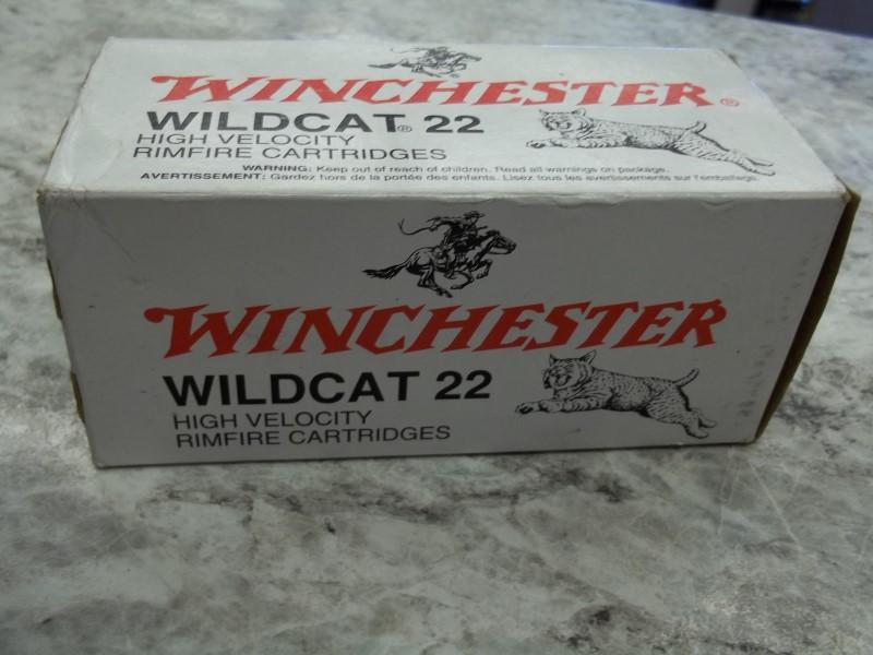WINCHESTER WILDCAT 22LR