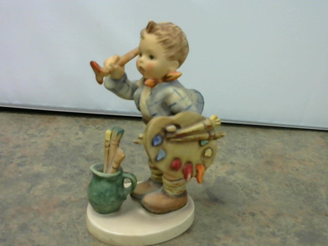 HUMMEL Collectible Plate/Figurine THE ARTIST 304