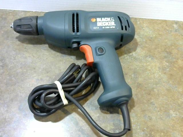 BLACK&DECKER Corded Drill DR220