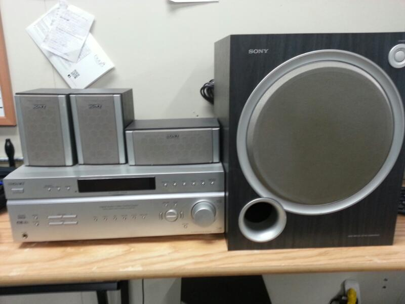 SONY Receiver STR K6800P