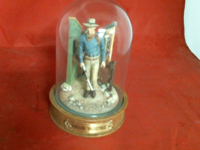 JOHN WAYNE SCULPTURE COLLECTIBLE