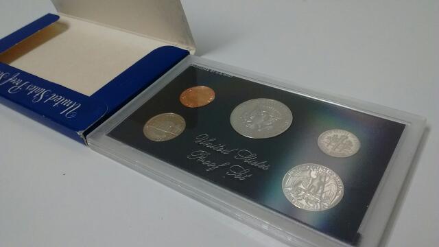 UNITED STATES PROOF SET 1971 COINS ORIGINAL BOX