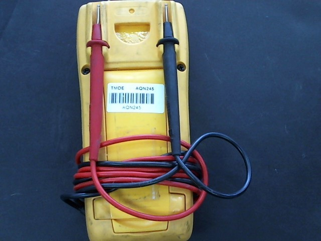 FLUKE Multimeter 177 TRUE RMS MULTIMETER