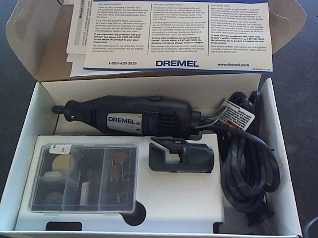 DREMEL MotoTool/Dremel 200 SERIES