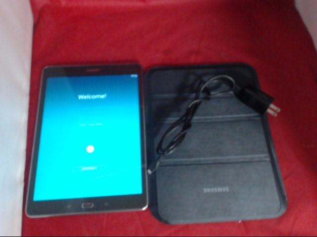 SAMSUNG Tablet GALAXY TAB A SM-T550 16GB