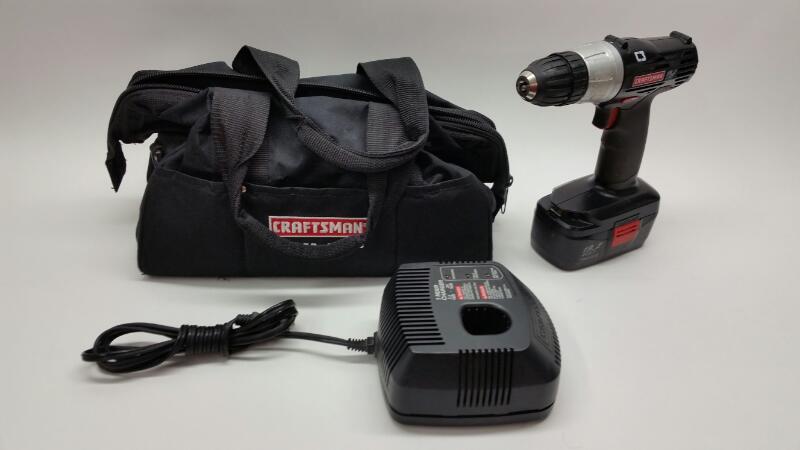 CRAFTSMAN Cordless Drill 315.116890