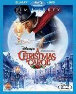 BLU-RAY MOVIE Blu-Ray A CHRISTMAS CAROL