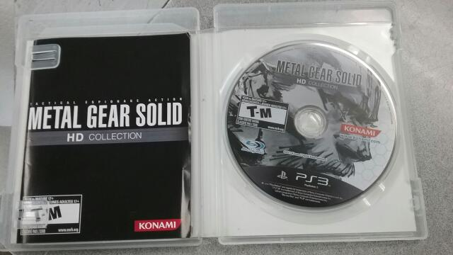 SONY Sony PlayStation Game METAL GEAR SOLID