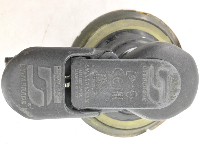 "Dynabrade Sander 69025 6"" Pad, 12,000 RPM, ORB 3/16"
