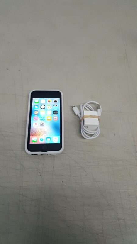 Apple iPhone 6, 16gb (MG5H2LL/A, Space Gray, Straight Talk)