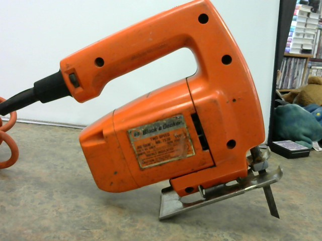 BLACK&DECKER Jig Saw 7530