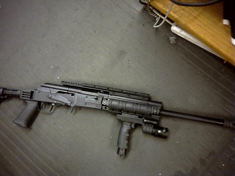 IZHMASH Shotgun SAIGA-12
