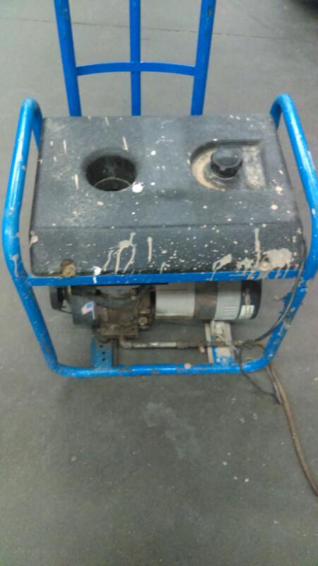 BRIGGS & STRATTON Generator 19E412