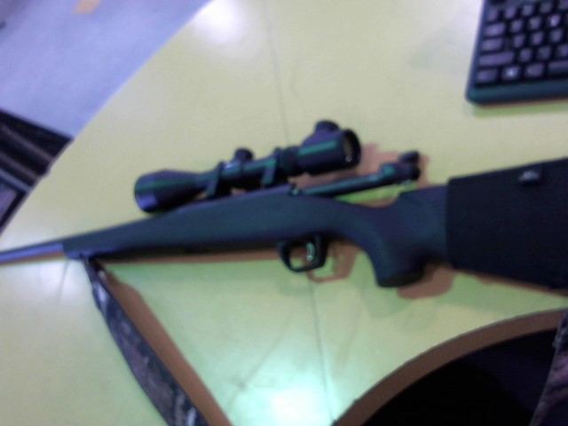 REMINGTON FIREARMS & AMMUNITION Rifle 783