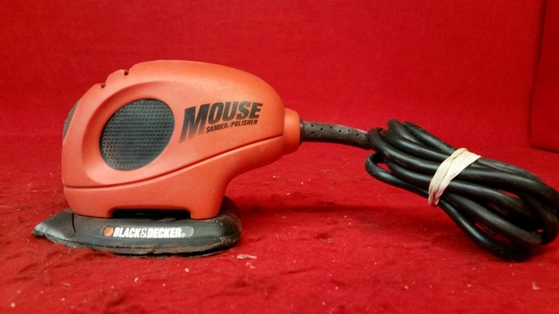 Black & Decker MOUSE Palm Sander MS500