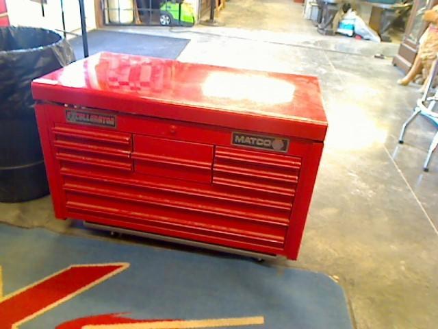 MATCO TOOLS Tool Box with Tools ELIMINATOR TOOL BOX