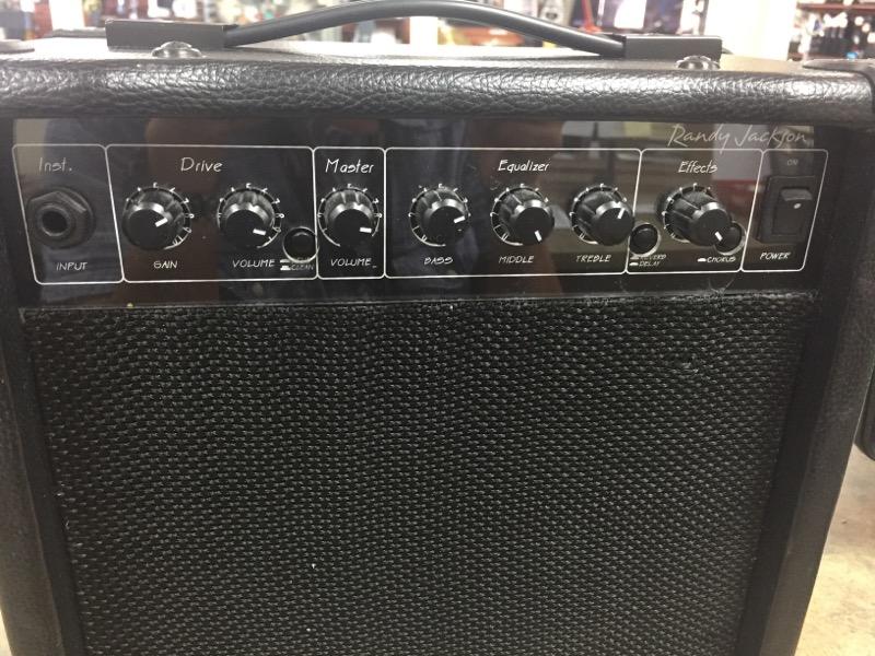 RANDY JACKSON GUITAR Electric Guitar Amp RJ-28BL