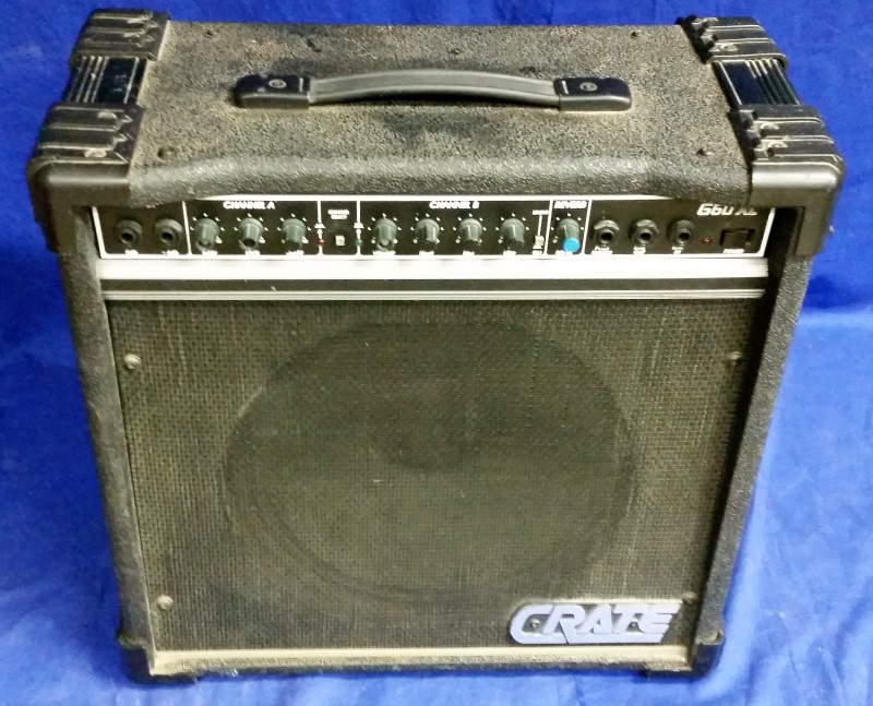CRATE GUITAR AMP G-60XL