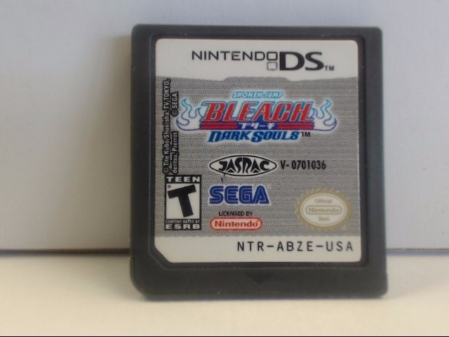 Nintendo DS Game BLEACH: DARK SOULS Cart Only