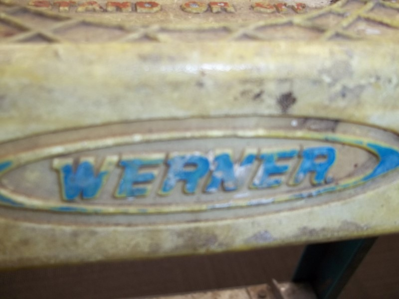WERNER LADDER 6004