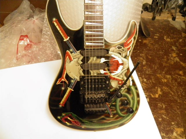 SAMICK Electric Guitar GEORGE LYNCH