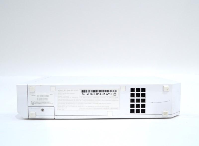 Nintendo Wii RVL-001 Gamecube Compatible White Console Bundle *
