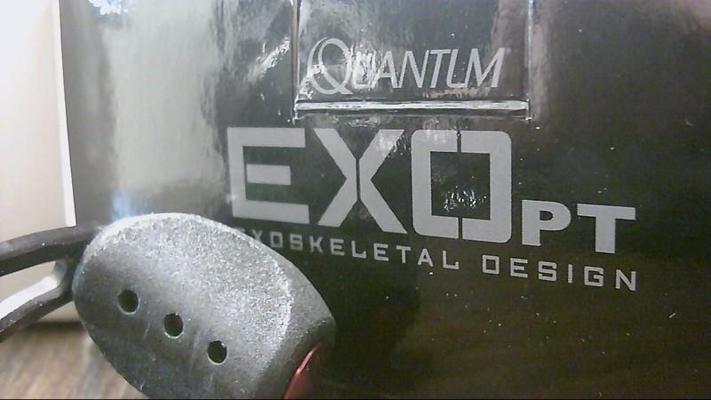 Quantum EXOPT EX100HPT 7.3:1 Right Hand Baitcaster Reel