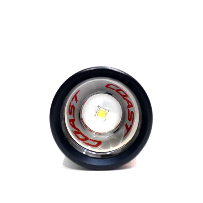 Coast HP7 High Performance LED Flashlight 360 Lumens Slide Focus *