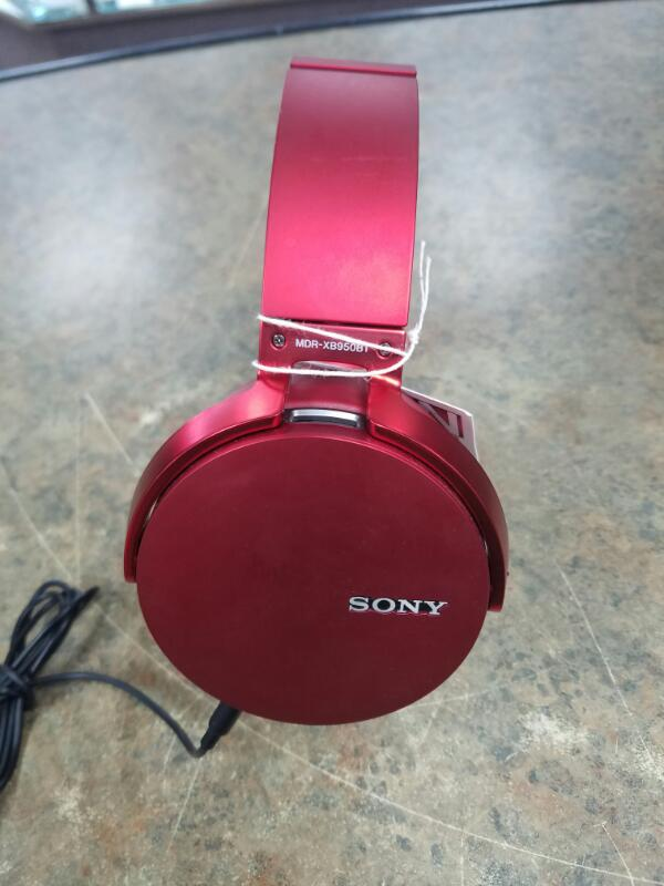 SONY Headphones MDR-XB950BT