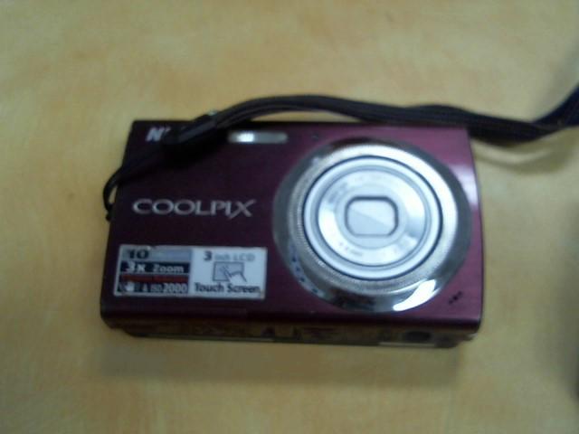 NIKON Digital Camera COOLPIX S230