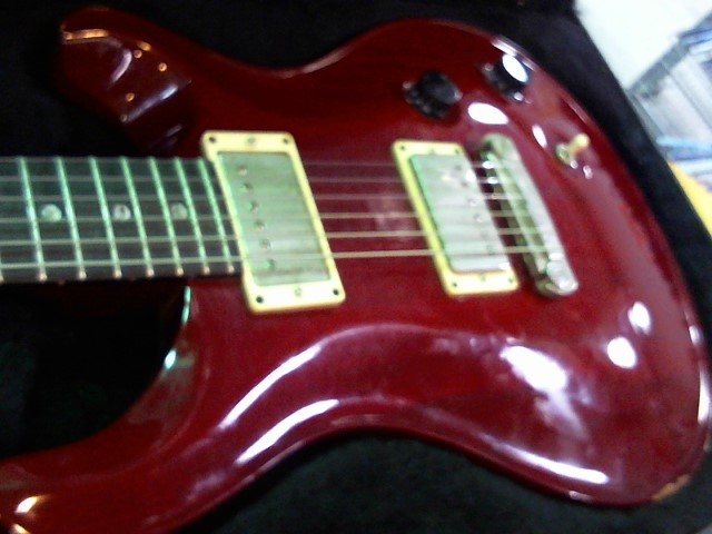 PAUL REED SMITH Electric Guitar MCCARTY