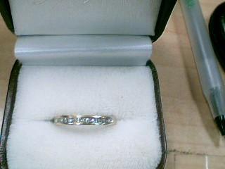 Lady's Diamond Cluster Ring 12 Diamonds .36 Carat T.W. 10K Yellow Gold 1.4g