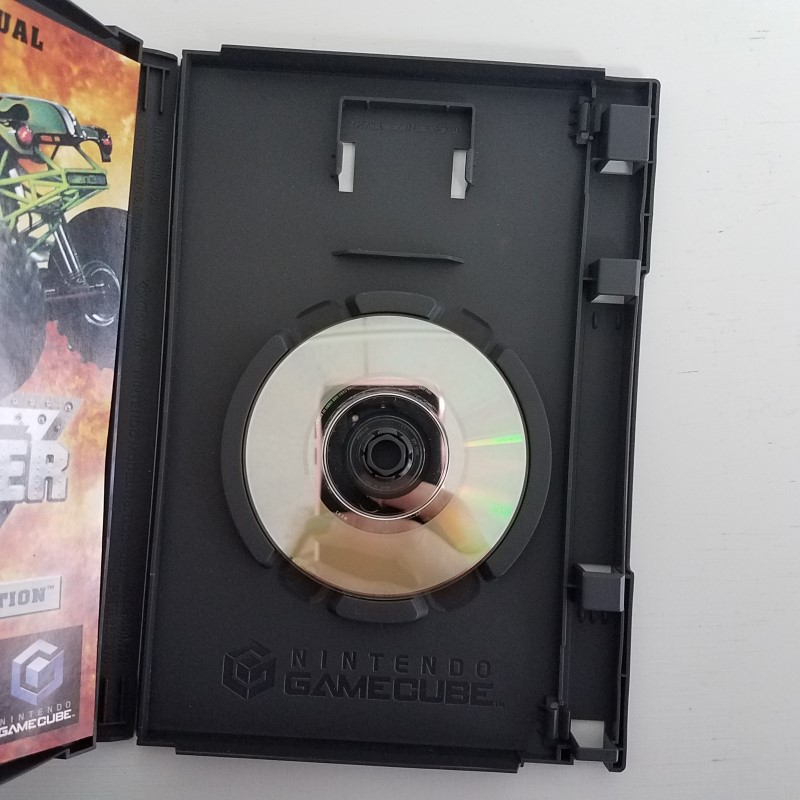 NINTENDO Nintendo GameCube Game MONSTER JAM MAXIMUM DESTRUCTION GAMECUBE