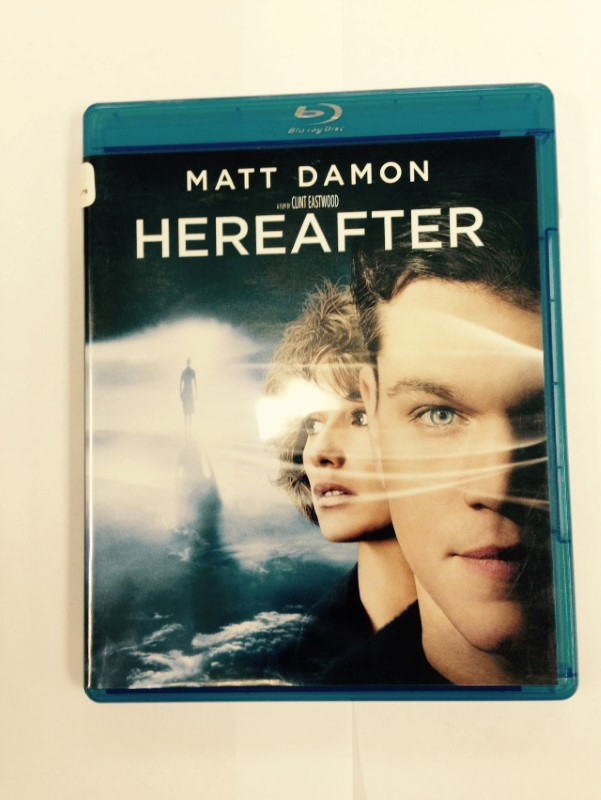 Hereafter (Blu-ray Disc, 2011,)