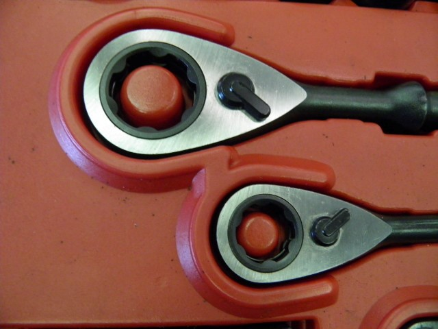 CRAFTSMAN Sockets/Ratchet 115PC MECHANICS TOOL SET